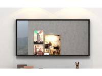 Mod Interiors зеркало навесное  (эбеновое дерево) Benissa