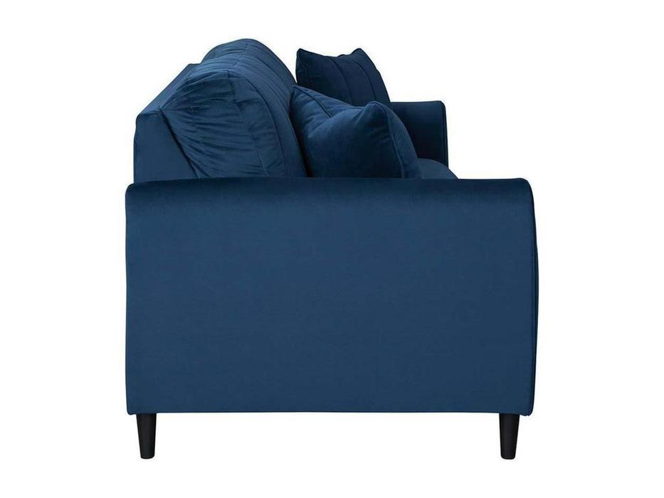Ashley диван 3 местный  (синий) Enderlin