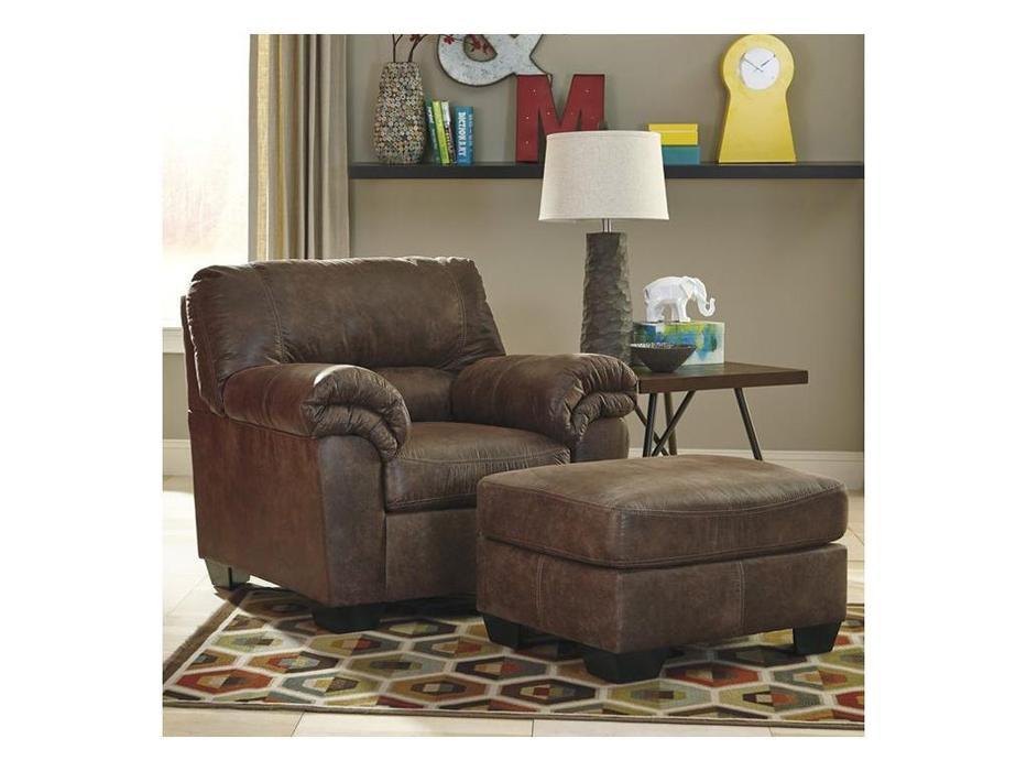 Ashley кресло  (коричневый) Bladen