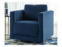 Ashley кресло вращающееся  (синий) Enderlin