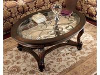 Ashley стол журнальный  (коричневый) Norcastle