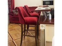 Artsit стул барный  (красный) Дэн