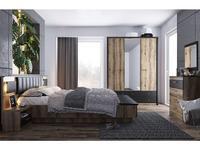 5240998 спальня современный стиль Anrex: Jagger