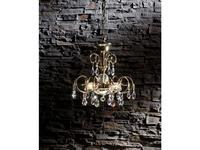 Copenlamp люстра подвесная  (золото матовое) Metal Chandeliers
