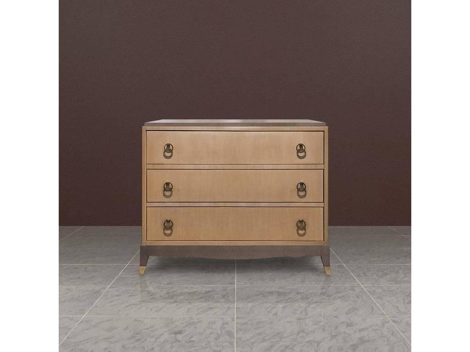 RFS комод  (дуб медовый, серо коричневый) Монте-Карло