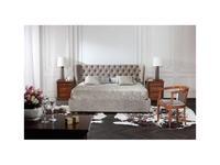 RFS кровать 160х200 с решеткой (серо бежевый) Селена