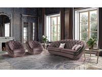 Goldconfort диван 4 местный  (ткань) Callas