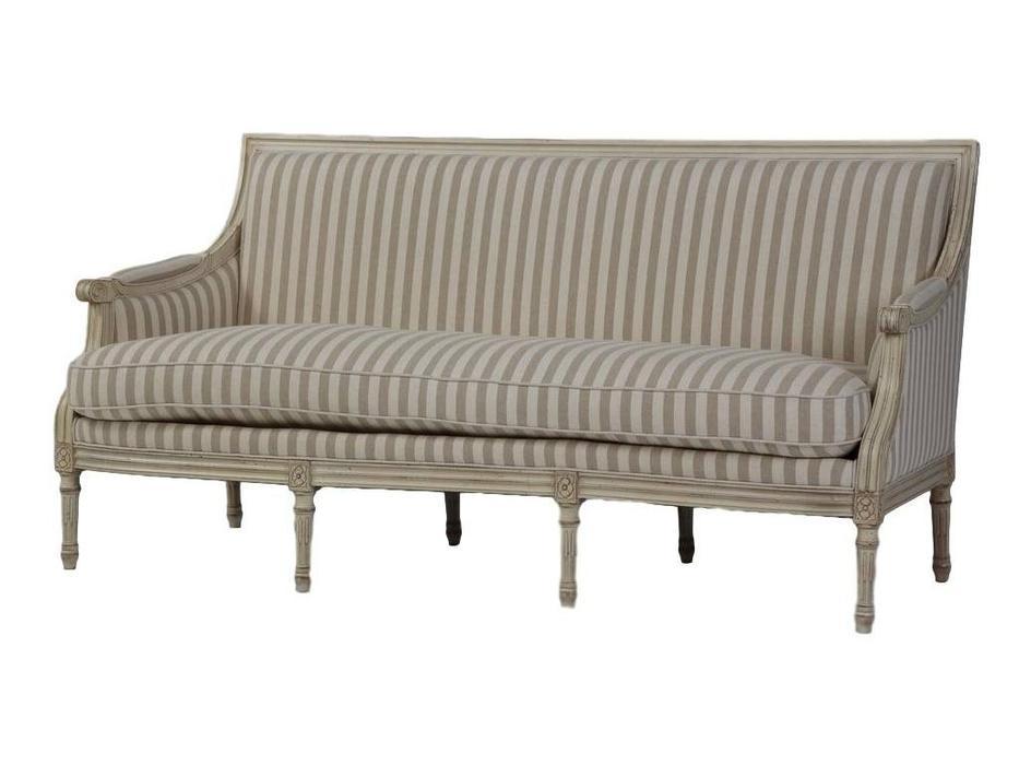 CUF Limited диван  (состаренный белый) Provence
