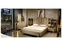 FurnitureCo спальня барокко  (беж) Luxury
