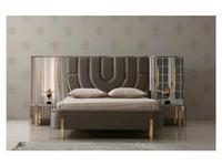 5245400 кровать двуспальная FurnitureCo: Luxury