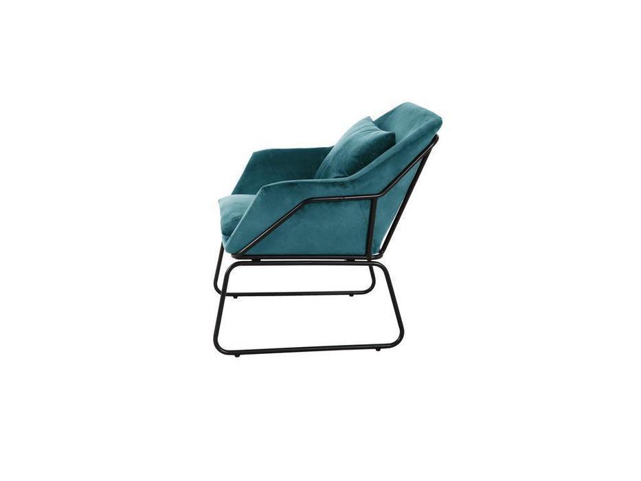 Bradexhome кресло  (бирюзовый) Alex