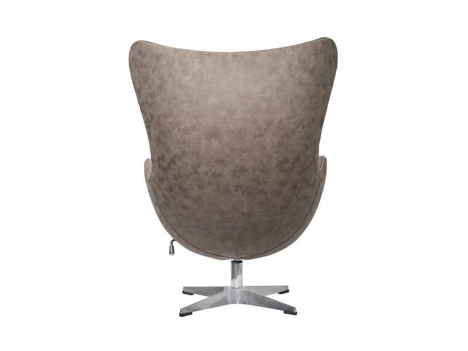 Bradexhome кресло  (коричневый) Egg Chair