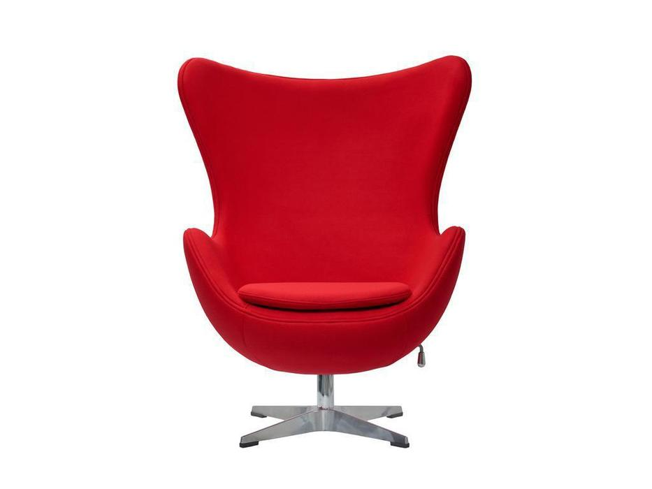 Bradexhome кресло  (красный) Egg Chair