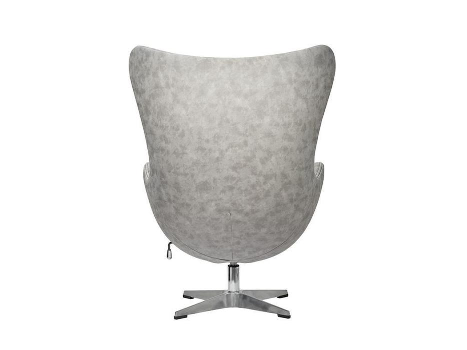 Bradexhome кресло  (светло-серый) Egg Chair