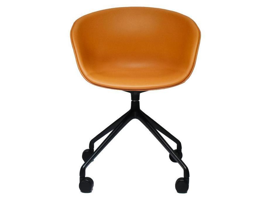 Bradexhome кресло  (тёмно-серый, оранжев) Hay Chair