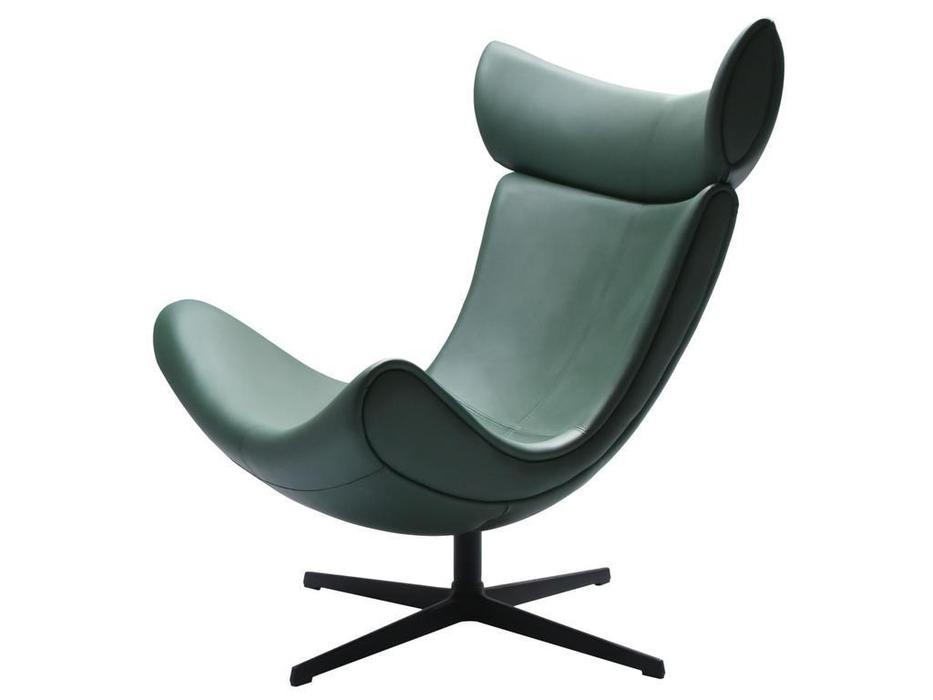 Bradexhome кресло  (зеленый) Imola