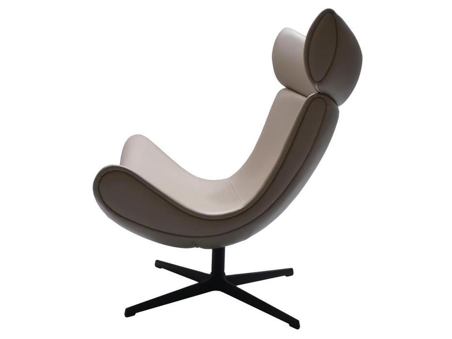 Bradexhome кресло  (латте) Imola