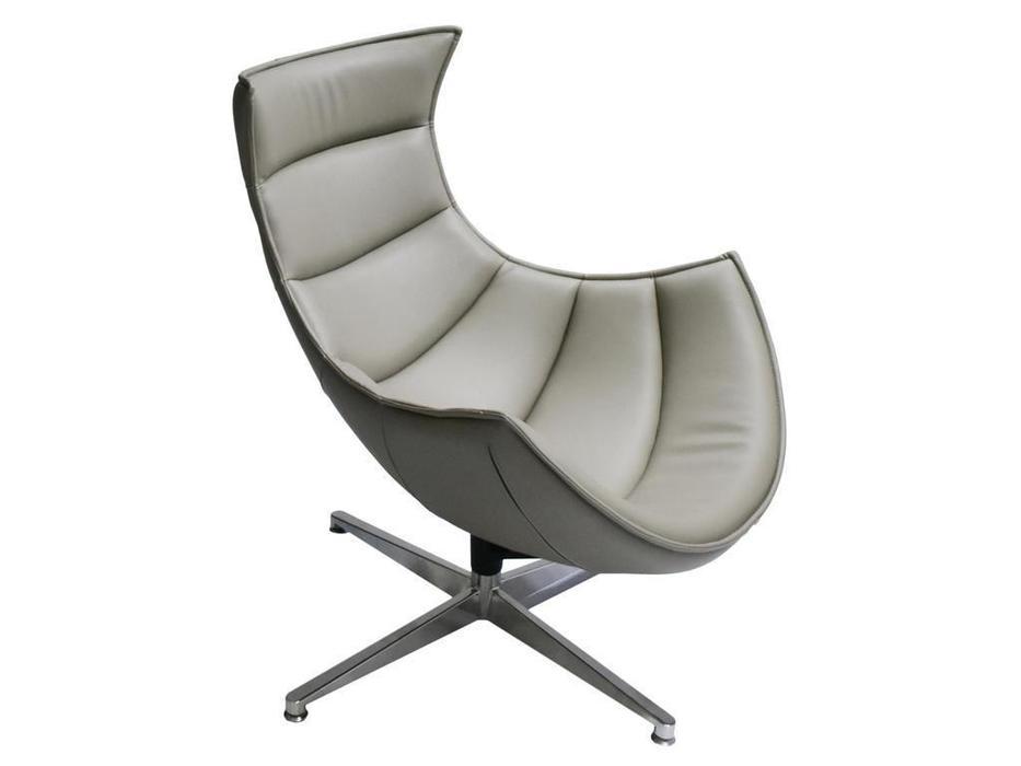 Bradexhome кресло  (тёмный латте) Lobster Chair