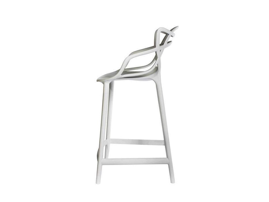 Bradex стул барный полубарный (серый) Masters