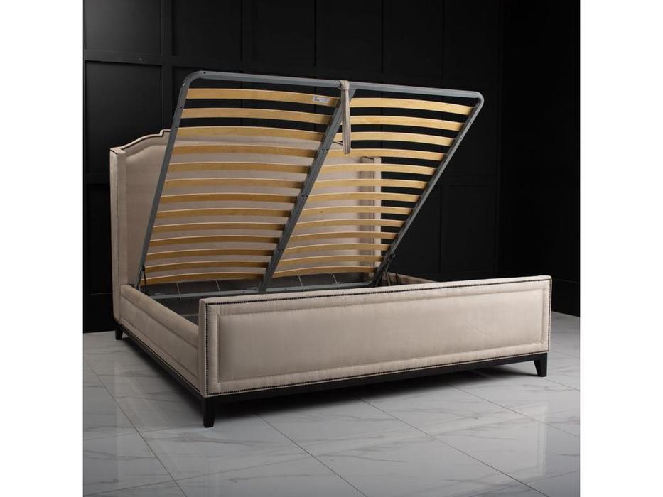 TheBed кровать двуспальная с подъемным механизмом 180х200 (ткань) Boston