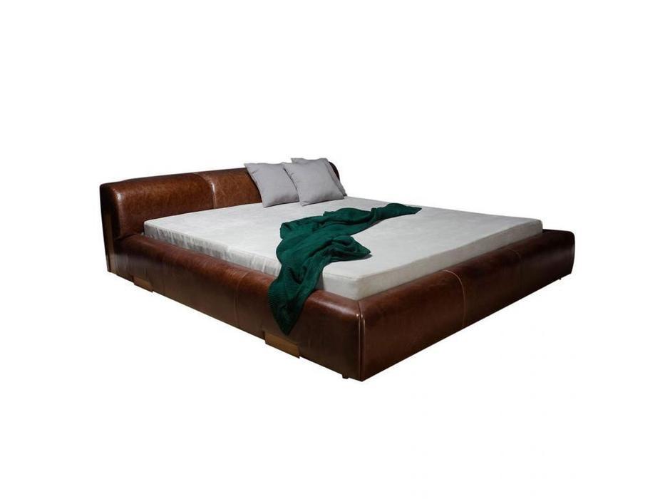 TheBed кровать двуспальная 200х200 (кожа) Chimera