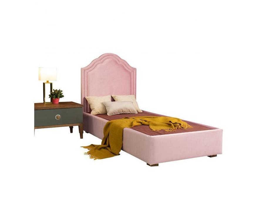 TheBed кровать односпальная 90х200 (ткань) Fabia