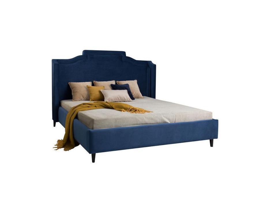 TheBed кровать двуспальная с подъемным механизмом 180х200 (ткань) Trust
