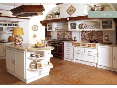 Мебель для кухни фабрики L Antica Deruta