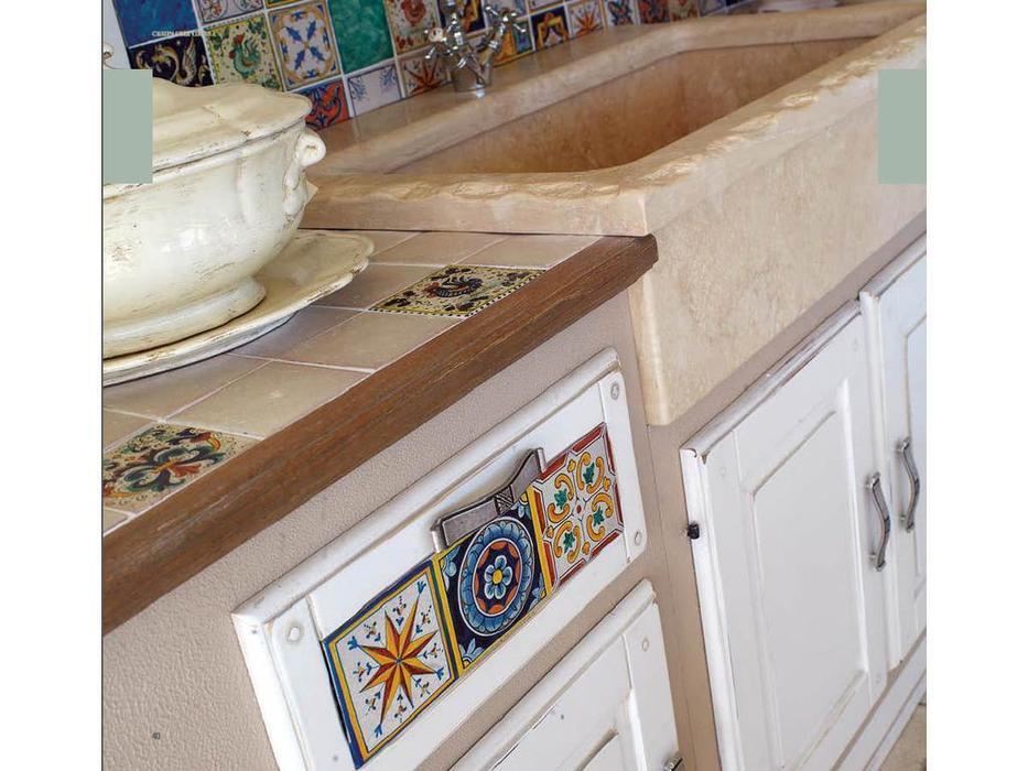 L Antica Deruta изразец плитка гладкая Deruta