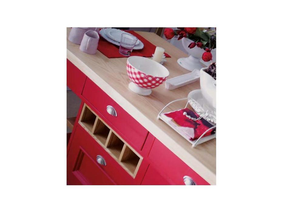 L Antica Deruta стол - остров кухонный Ike