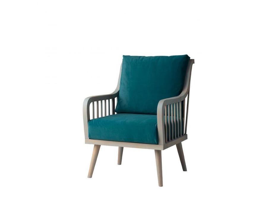 TheBed кресло  (ткань) Air Gray