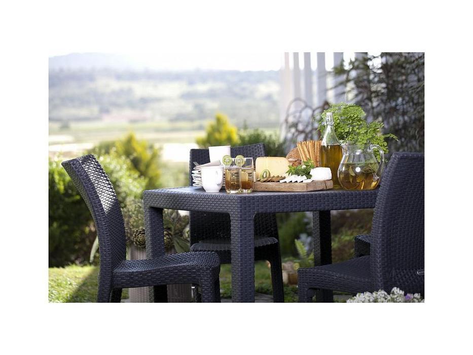 Keter садовый стол  (серый) Melody
