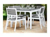 Keter стул садовый  (серый) Harmony