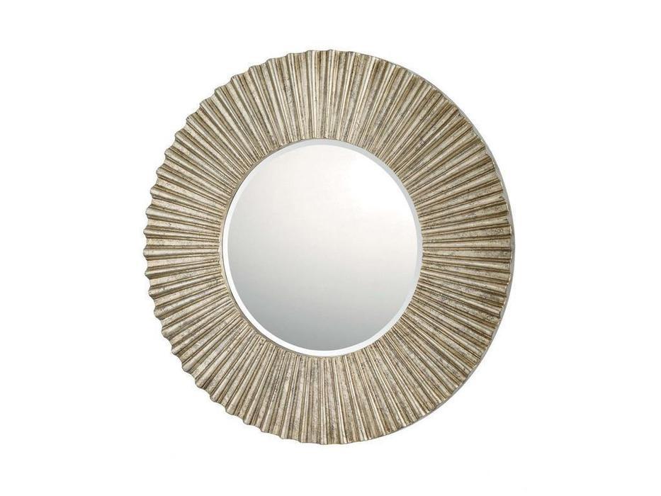 Hermitage зеркало навесное  (серебро) Летиция