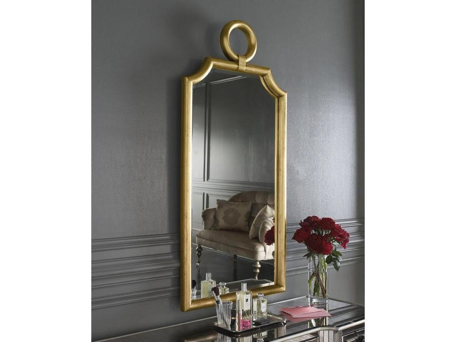 Hermitage зеркало навесное  (золото) Пьемонт