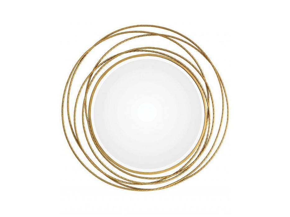 Hermitage зеркало навесное  (золото) Трюдо