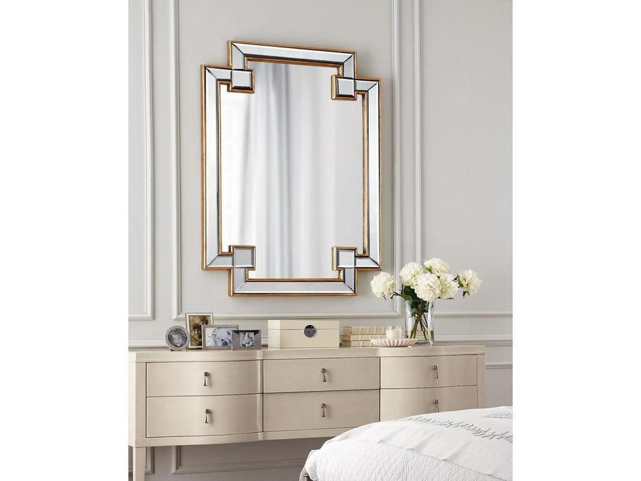 Hermitage зеркало навесное  (золото) Честер