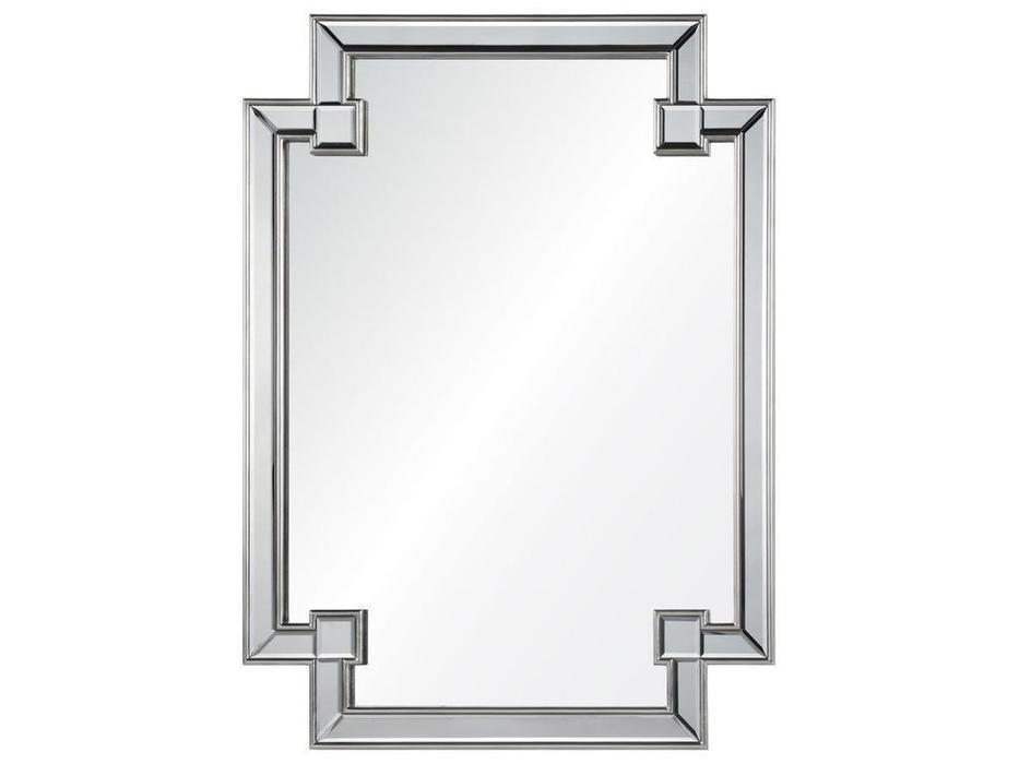 Hermitage зеркало навесное  (серебро) Честер