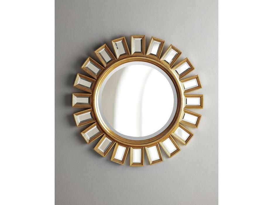 Hermitage зеркало навесное  (золото) Эштон Gold