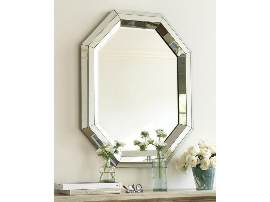 Hermitage зеркало навесное  (золото) Беркли