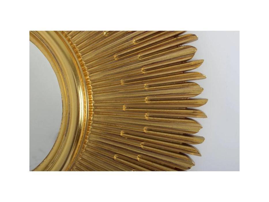 Hermitage зеркало навесное  (золото) Вальтер