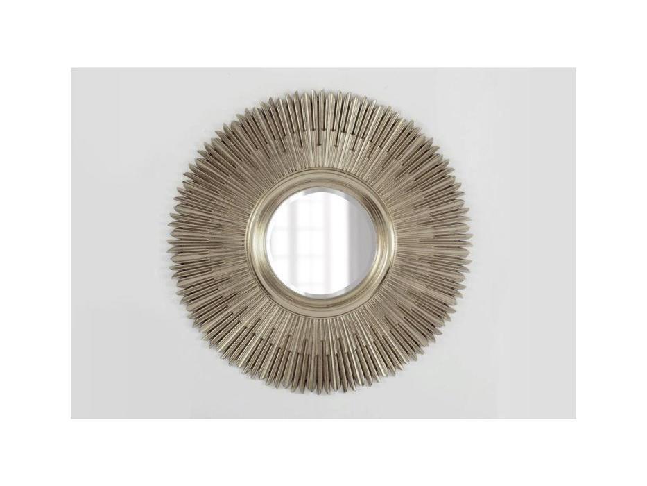 Hermitage зеркало навесное  (серебро) Вальтер
