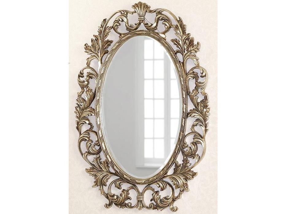 Hermitage зеркало навесное  (серебро) Гойя