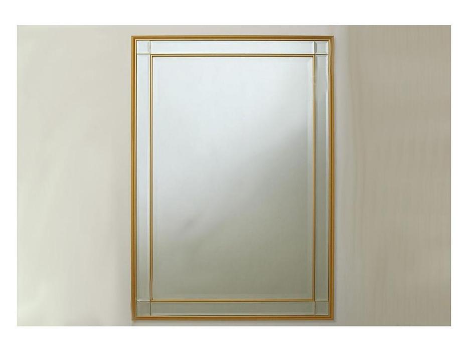 Hermitage зеркало навесное в раме (золото) Дорсет