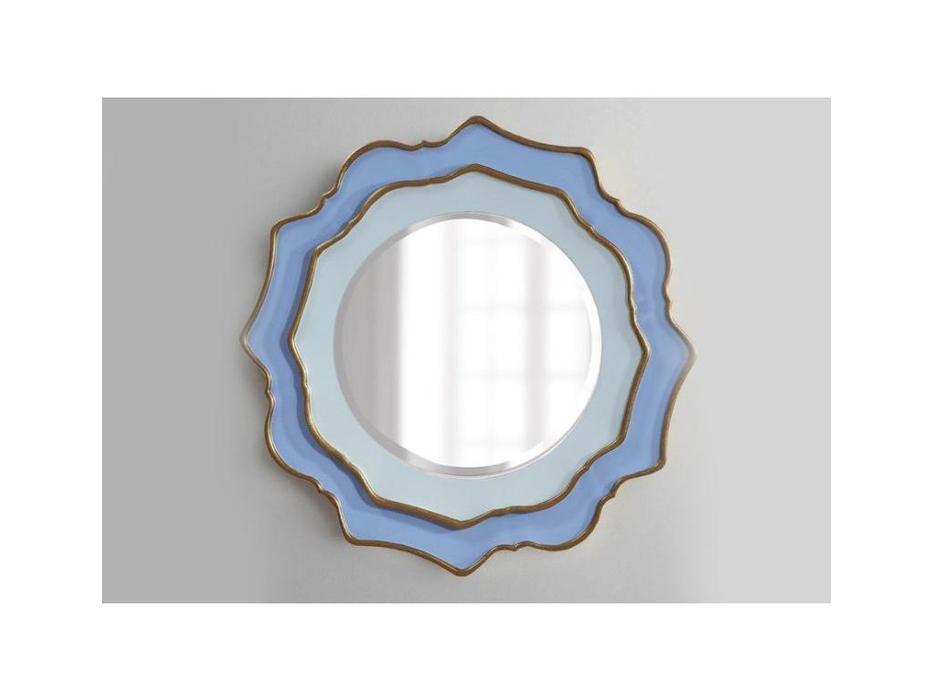 Hermitage зеркало навесное  (голубой) Дороти